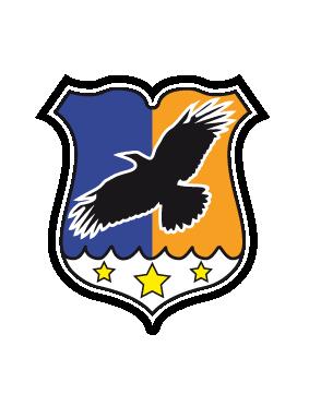 Logo durchsichtig weiße Schrift